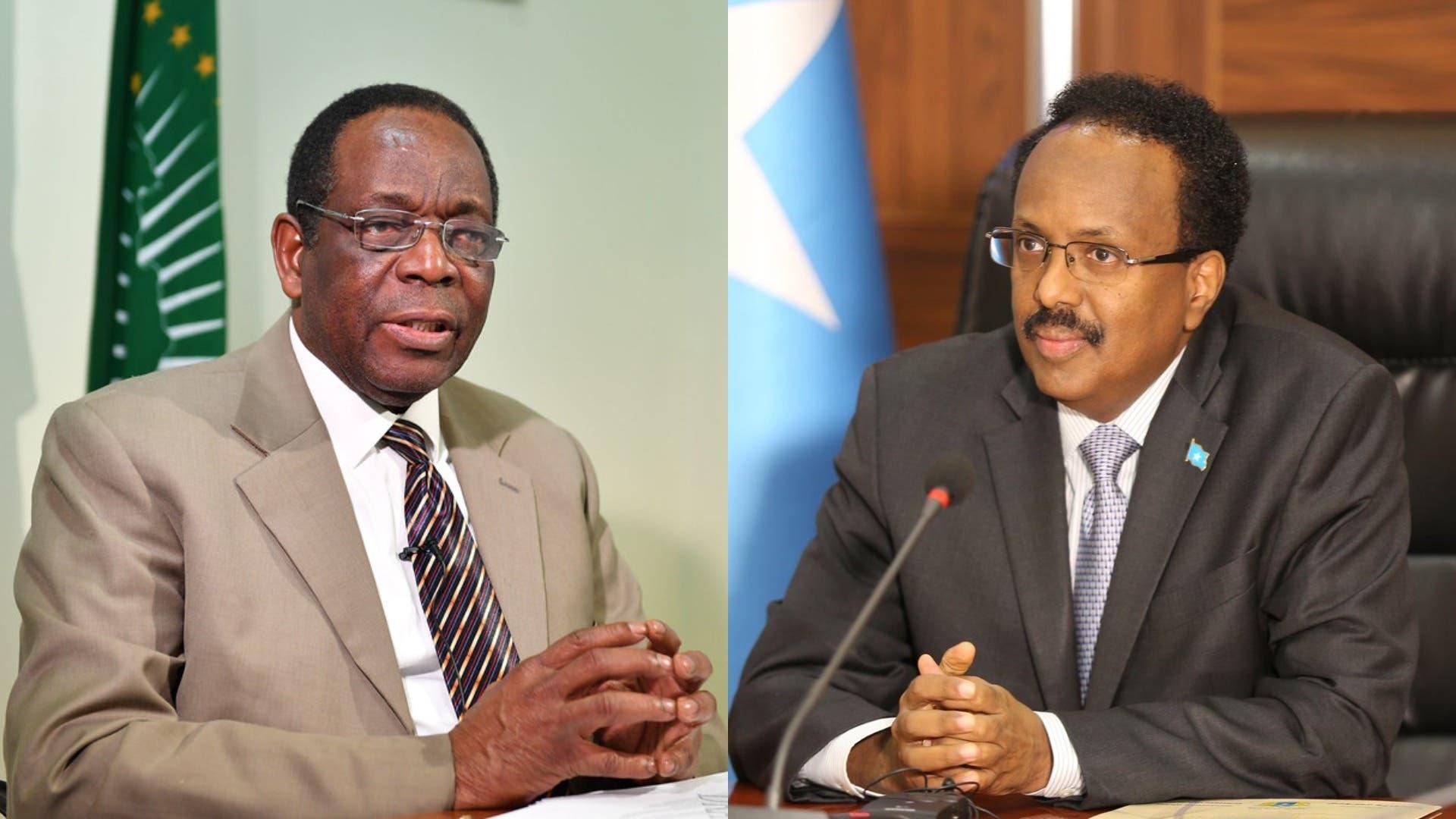 Villa SOMALIA oo warqad xasaasi ah u dirtay Amisom kadib falkii ciidanka Kenya