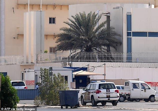 Qunsuliyadda Faransiiska ee magaalada Jeddah oo la weeraray