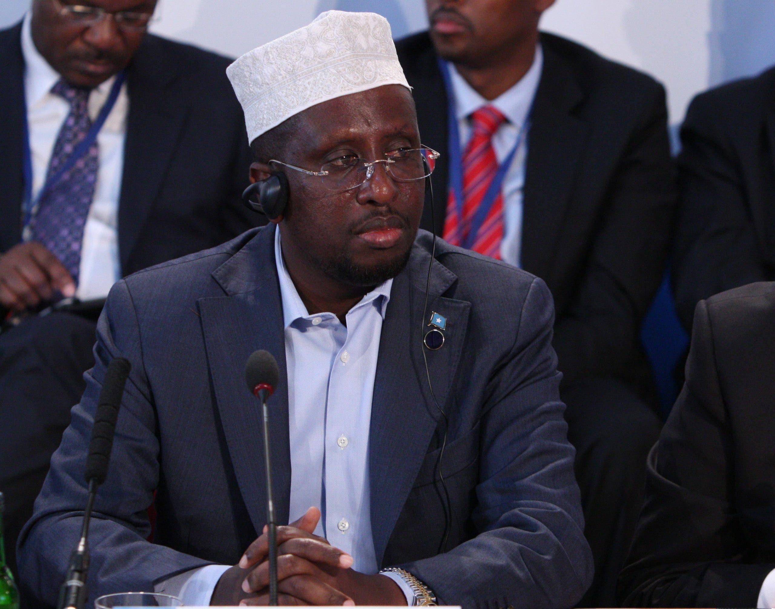 Sheekh Shariif oo gaaray Nairobi kadib bilo uu 'xeelad siyaasadeed' ku maqnaa