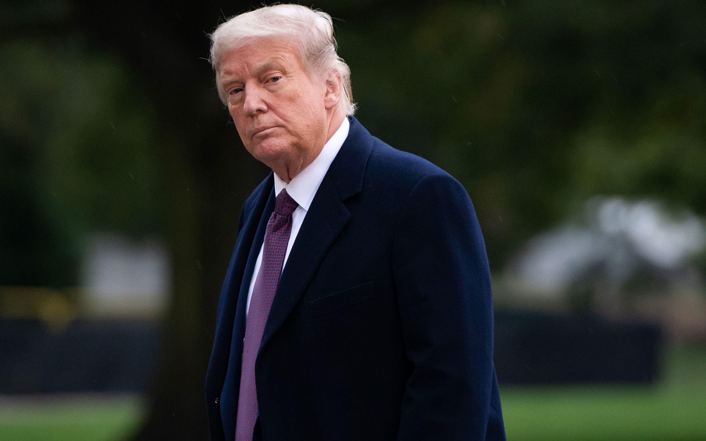 Daawo: Trump oo qaaday tallaabo lama filaan ah iyo xaaladiisa oo laga deyriyey