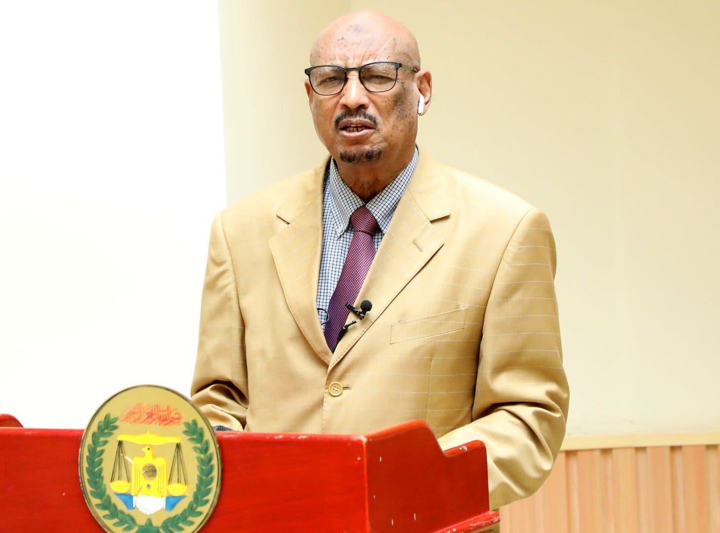 Feysal Cali Waraabe 'oo ka quustay' aqoonsi ay hesho Somaliland, hal sabab darted