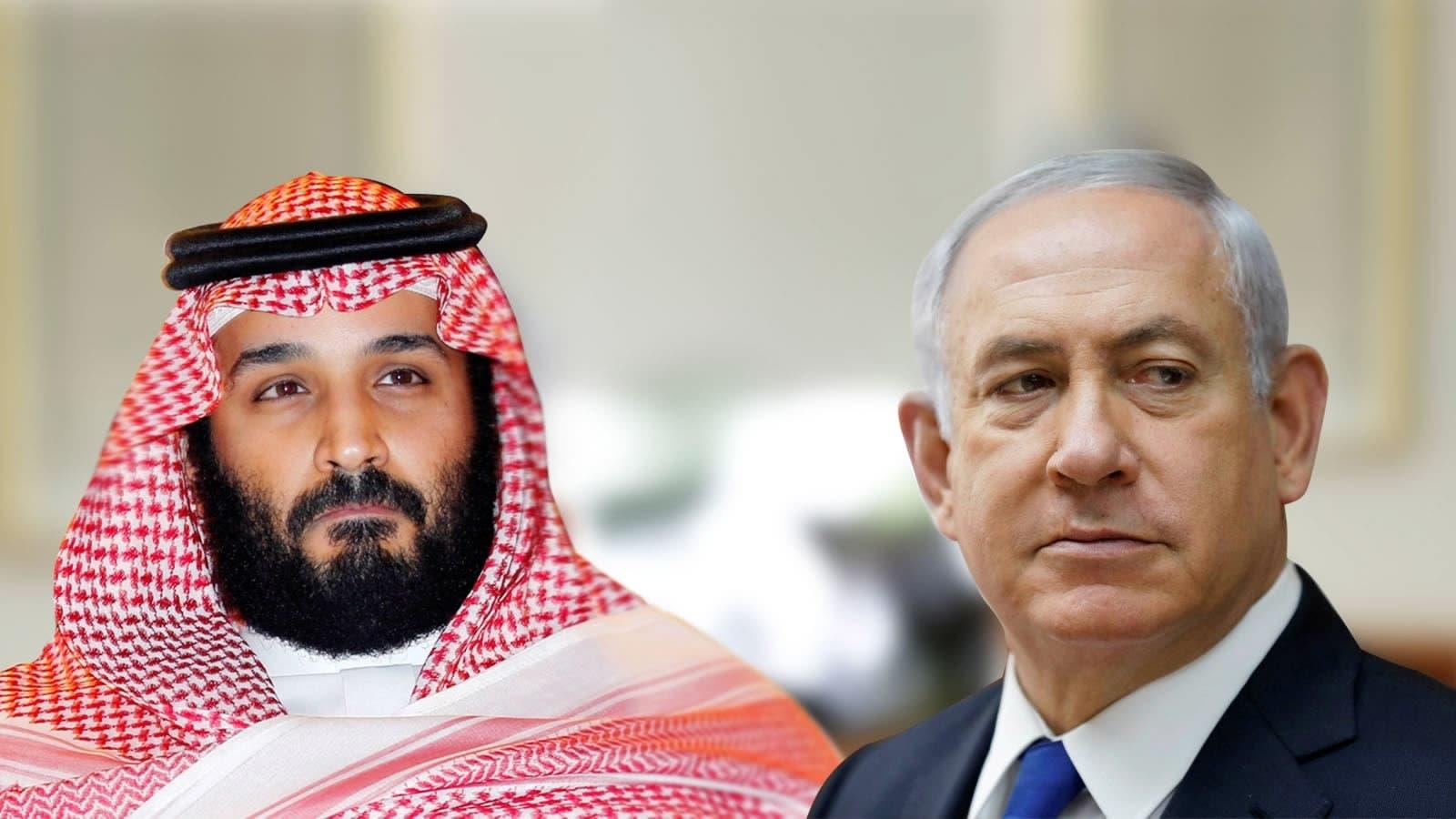 Netanyahu oo booqasho ku tegay Sacuudi Carabiya
