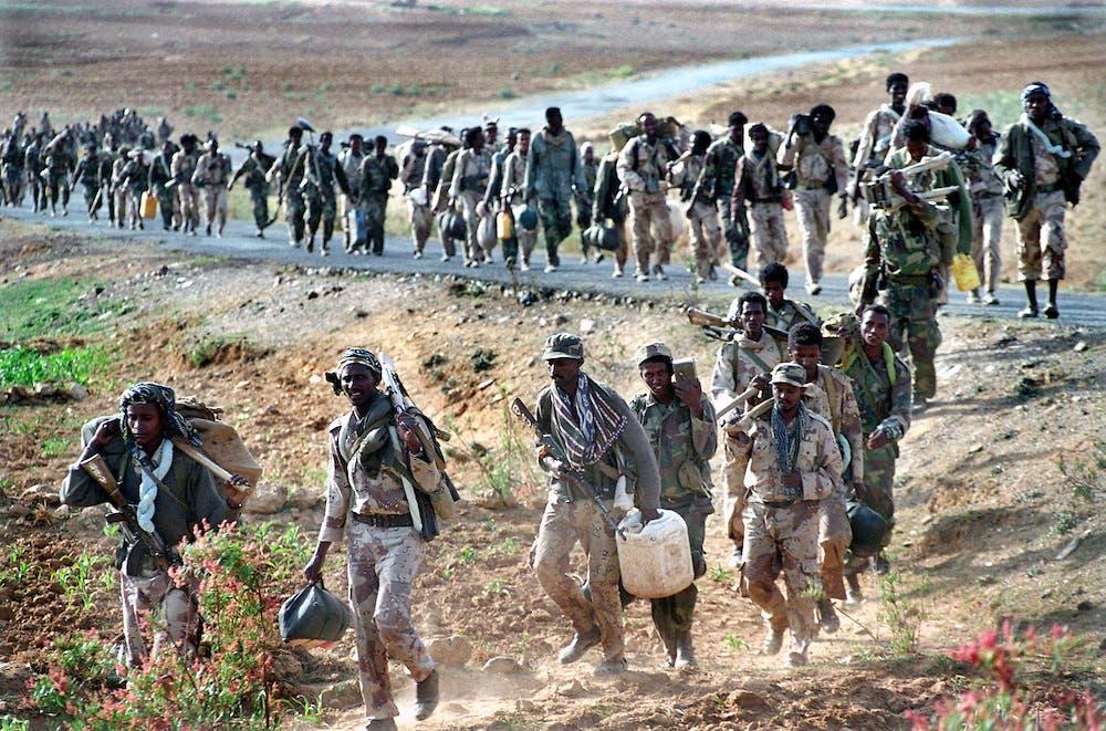 Mareykanka oo xaqiijiyey in ciidamada Eritrea ay ku jiraan dagaalka Tigray
