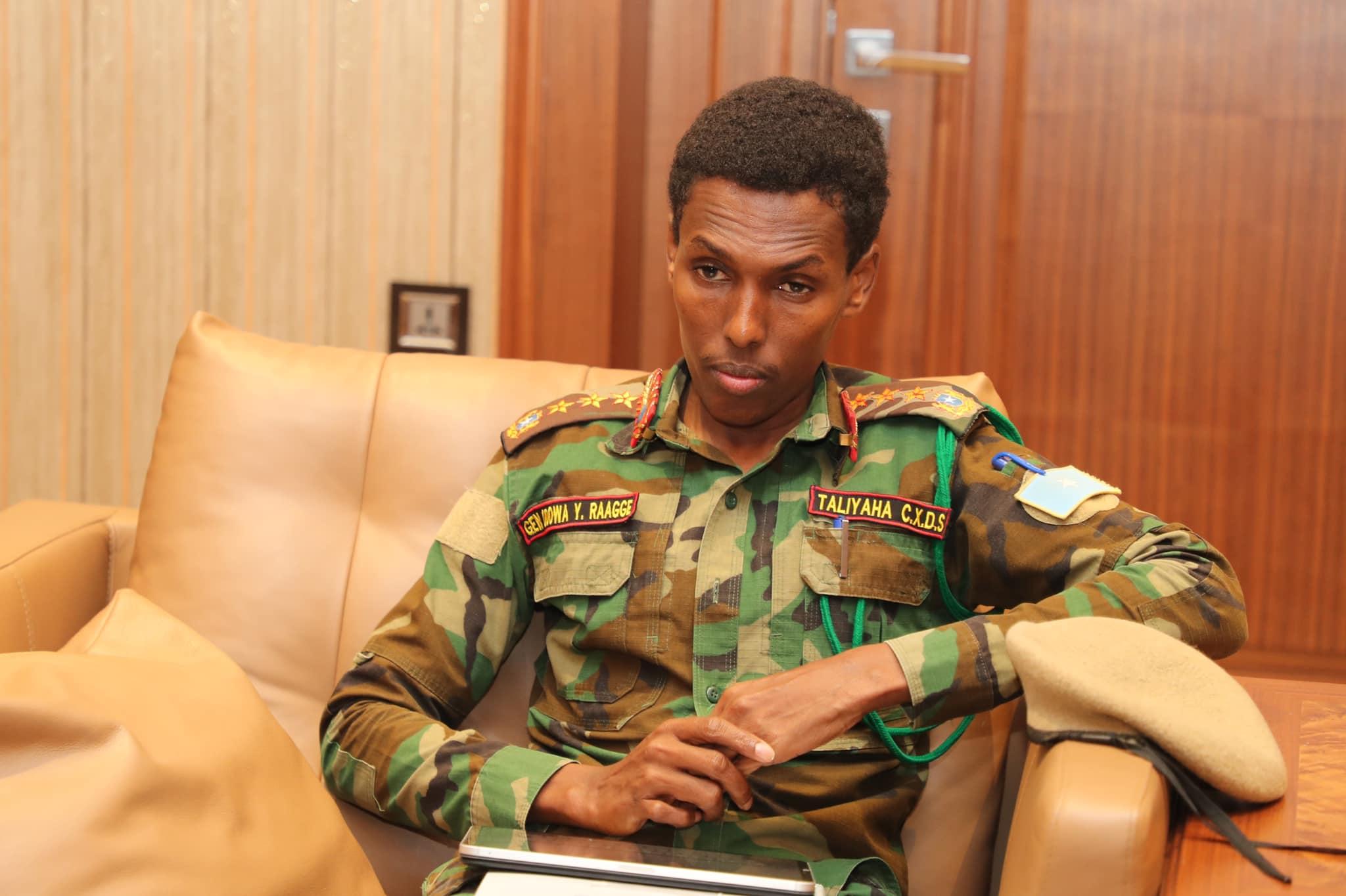 Gen. Odowaa oo shaaciyey magacyada '3 horjooge oo Al-Shabaab 'looga dilay' BARIIRE iyo Awdheegle