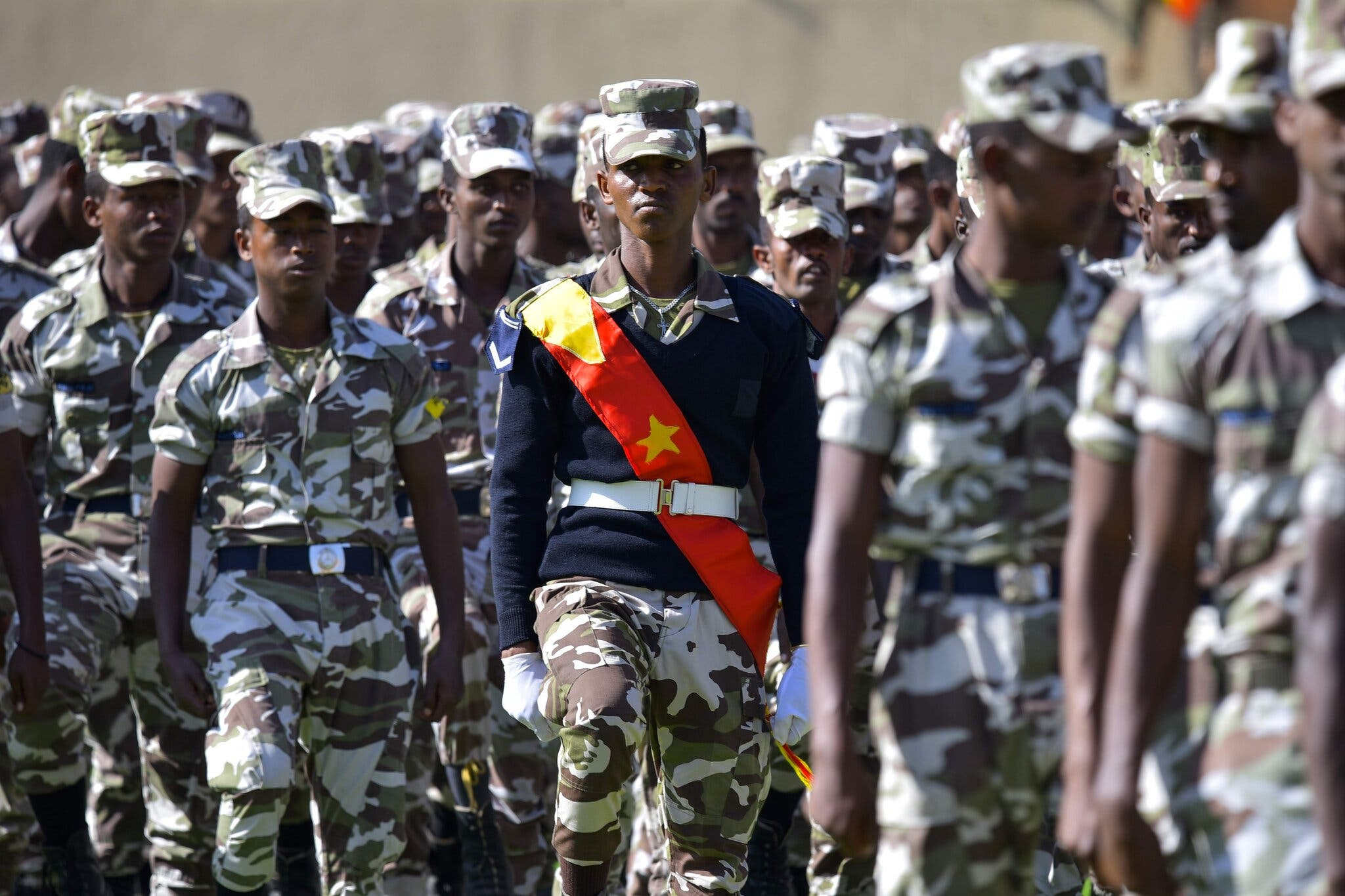 Intee le'eg tahay awoodda militari ee gobolka Tigray oo ay is-hayaan Abiy Ahmed?
