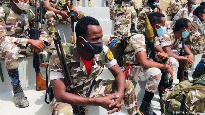 Jabuuti oo saraakiil ka tirsan TPLF u dhiibtay Ethiopia