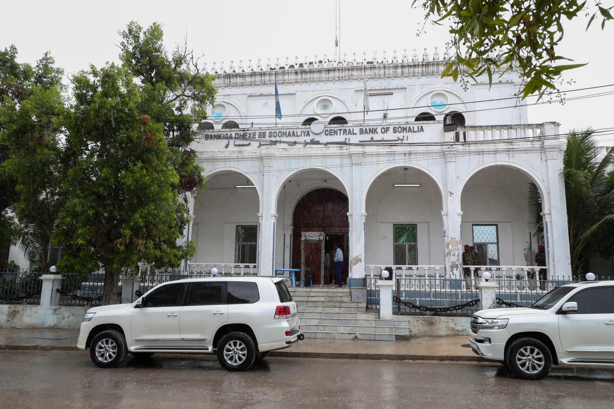 Xog: DF Somalia oo bixin la' lacagtii ay maalmo ka hor ballan-qaaday + Sababta