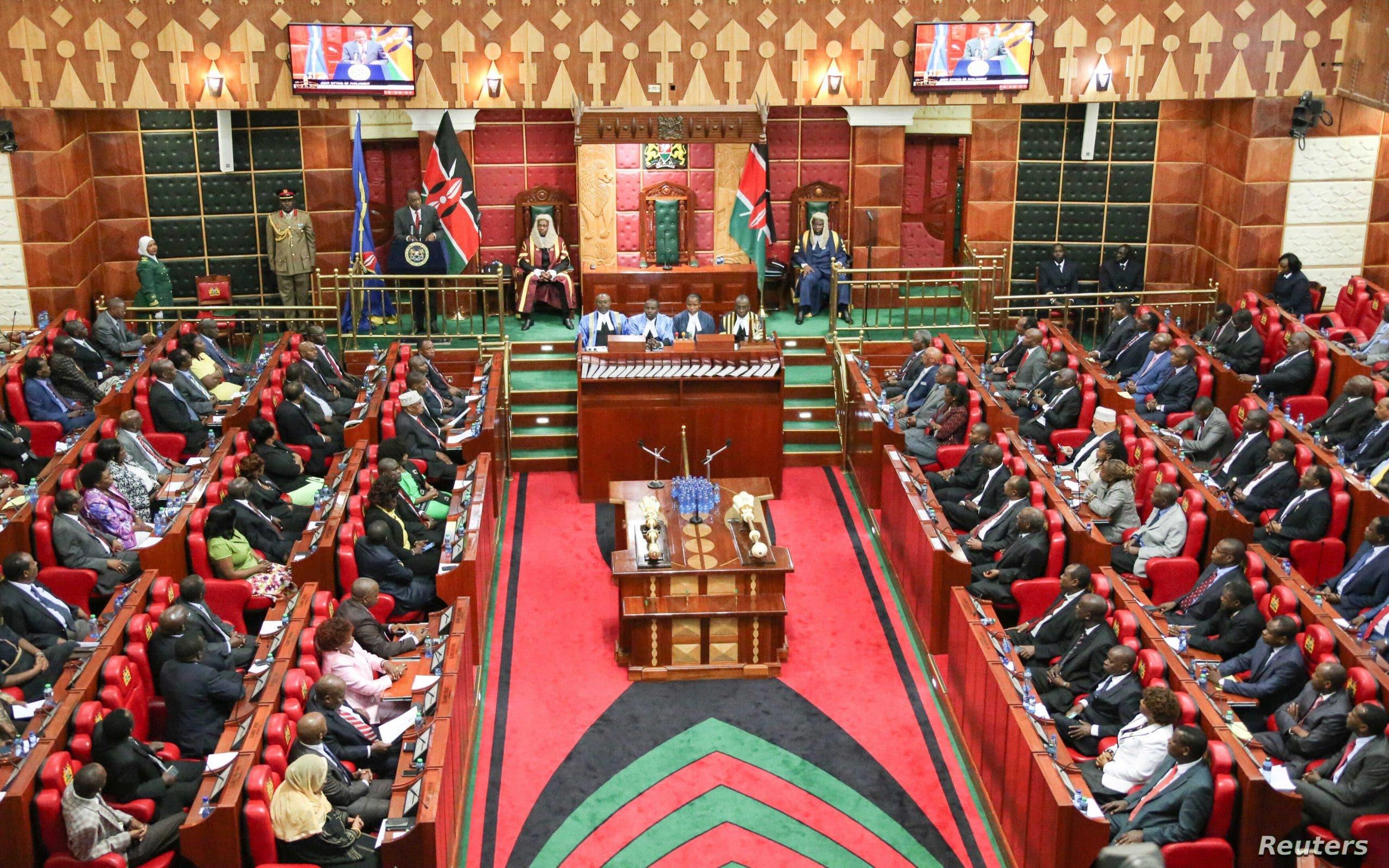 Baarlamanka Kenya oo ka hadlay xiisadda Somalia iyo sida ay tahay in laga yeelo