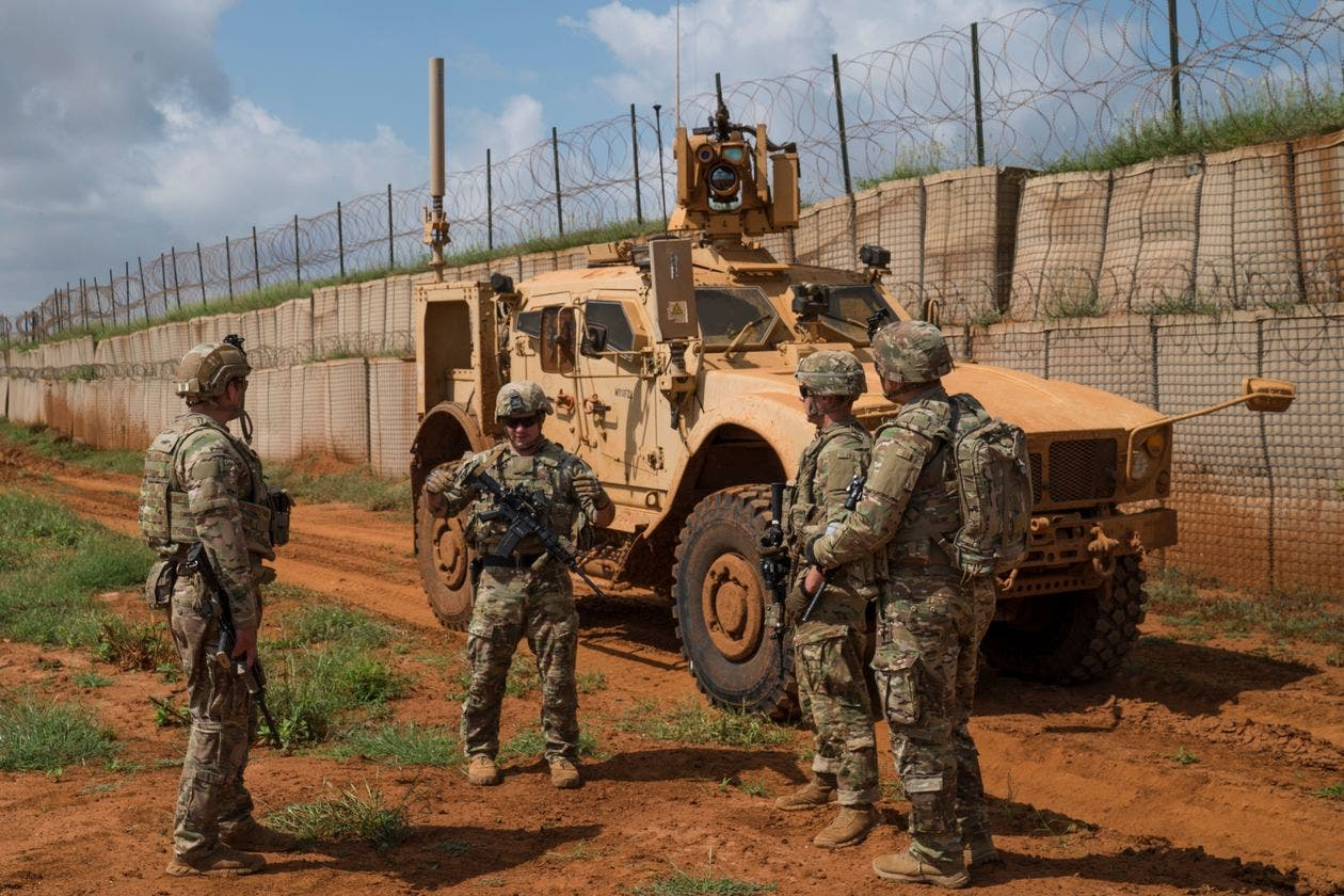 A hasty withdrawal from Somalia