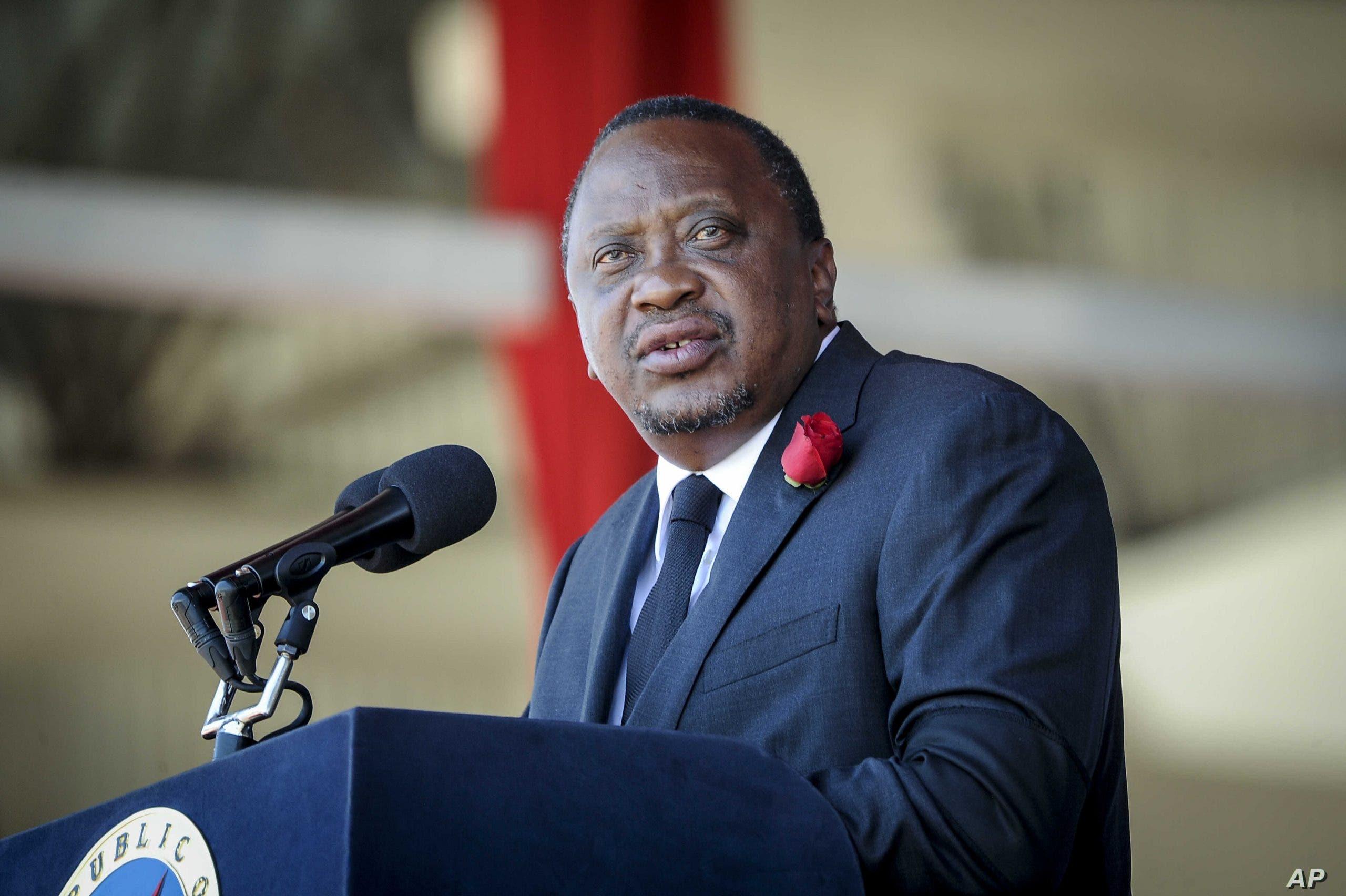 Kenya: Tallaabadii uu qaaday Uhuru Kenyatta oo saameyn ku yeelatay Soomaalida