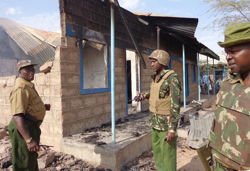 Mandhera oo qarka u saaran inay hoos tagto Al-Shabaab