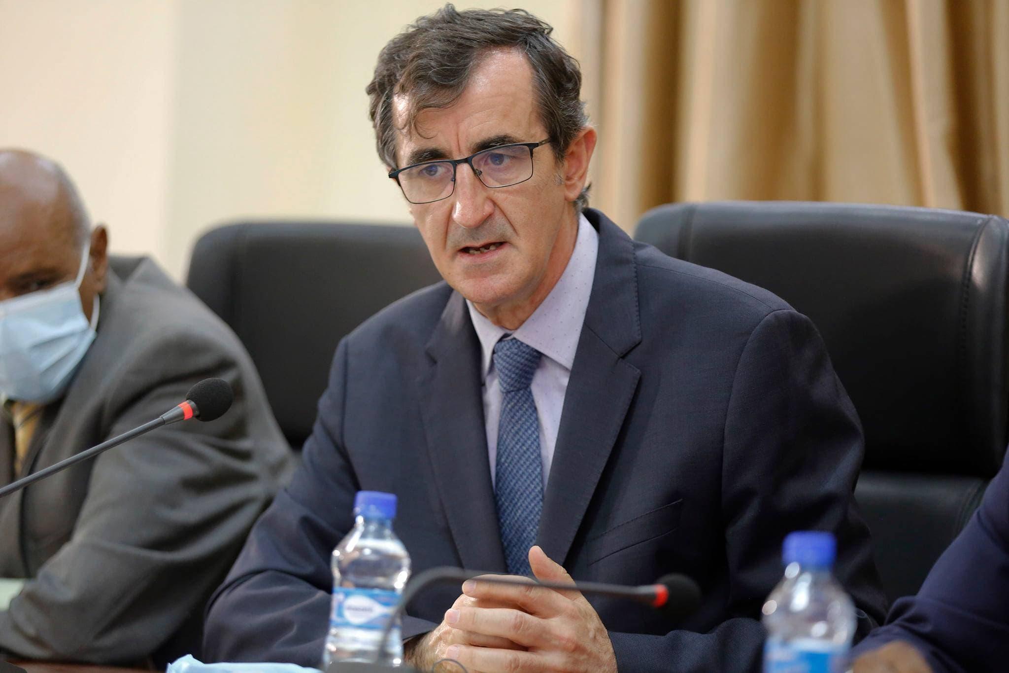 EU urges demilitarization of Mogadishu, Somalia