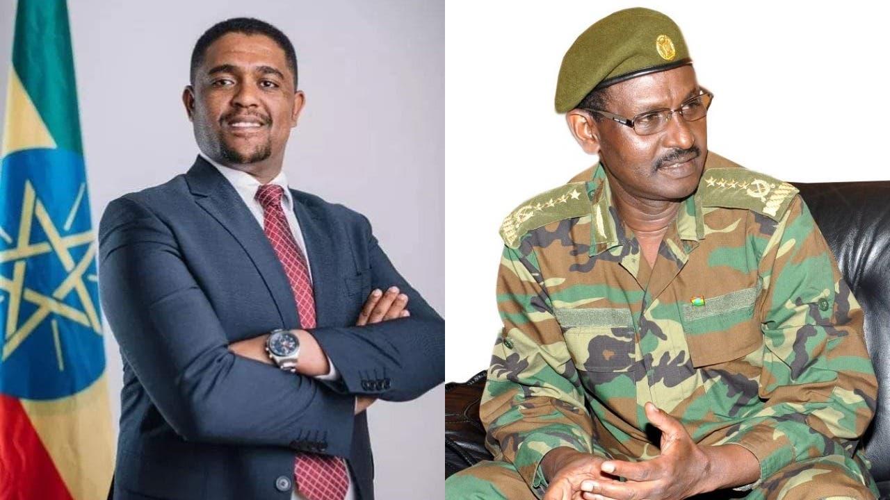 Xog: Madaxweynaha Oromia iyo taliyaha ciidanka Itoobiya oo si qarsoodi ah u yimid Muqdisho iyo Ujeedkooda
