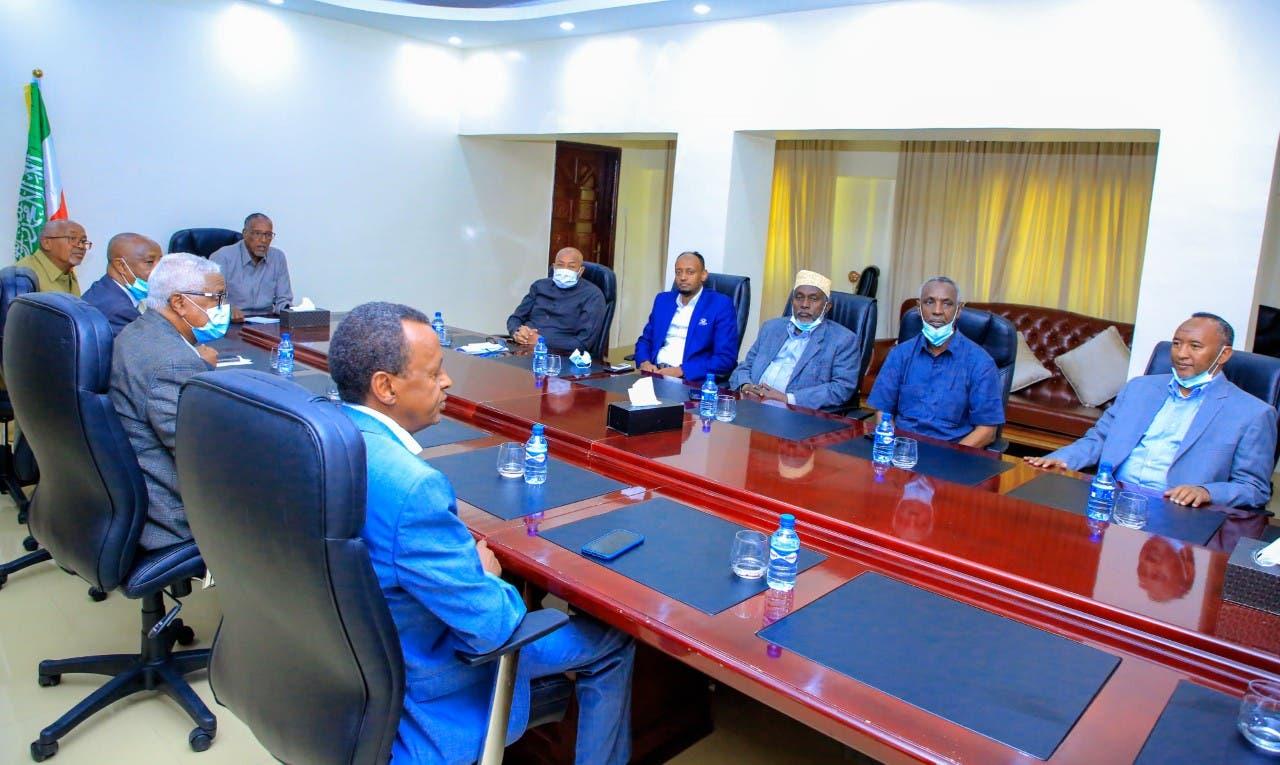 Somaliland ooo shaacisay xilliya ay doorashooyinkii muranka dhaliyay dhacayaan