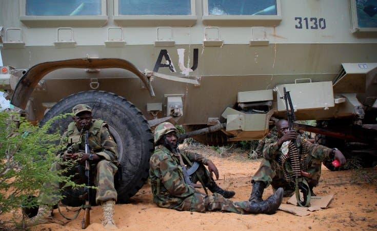AMISOM oo loo kordhiyey mudada howlgalka Somalia
