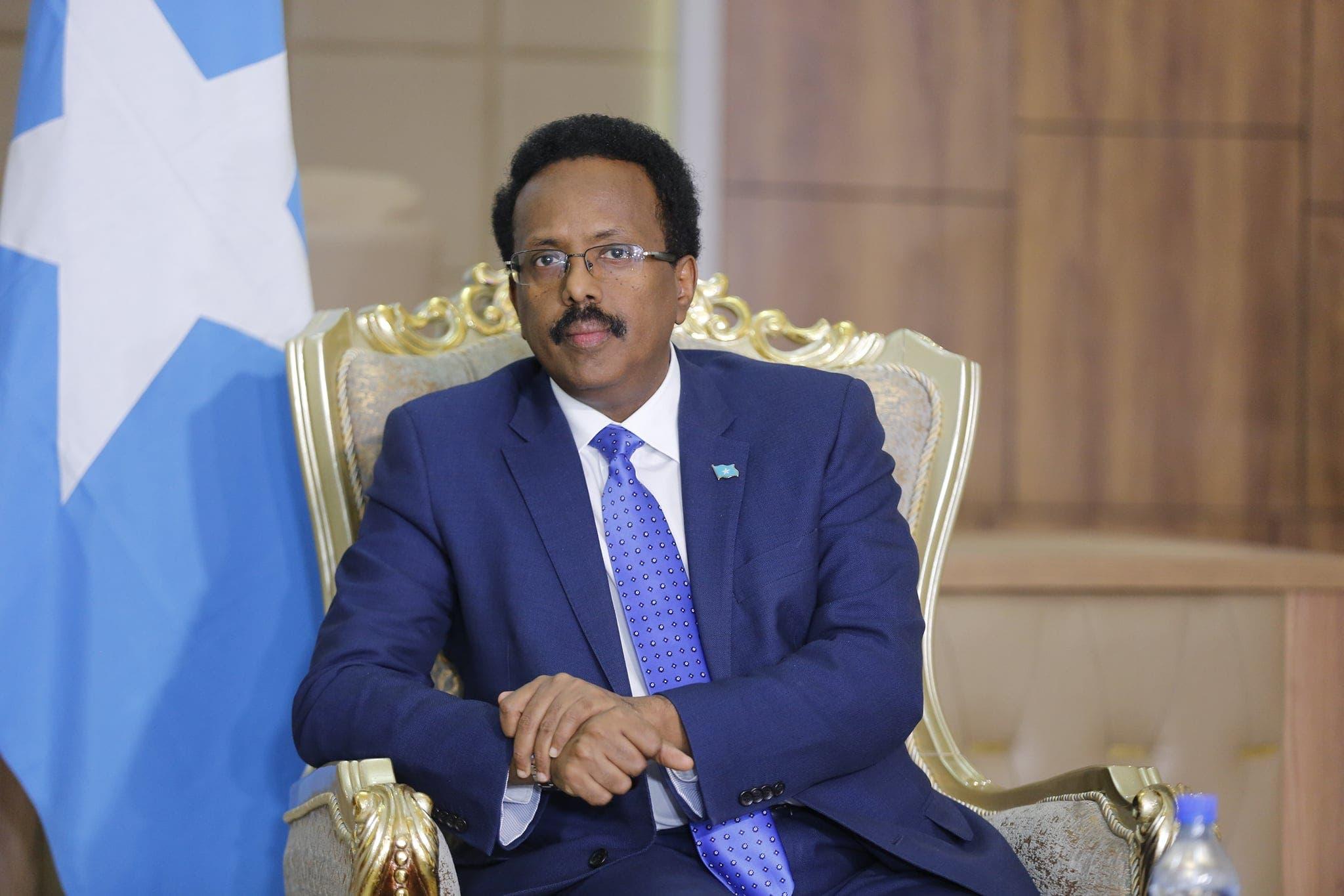 Qoraallada Villa Somalia oo uu isbeddel ka muuqdo