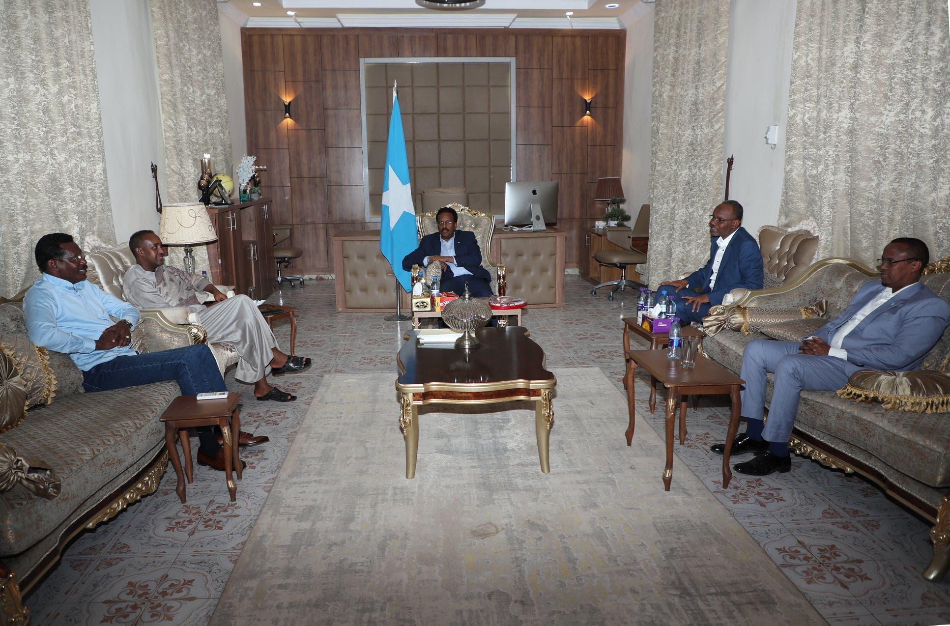 Xog: Saameynta Villa Somalia ee magacaabista gudiyada harsan oo sii kordheysa
