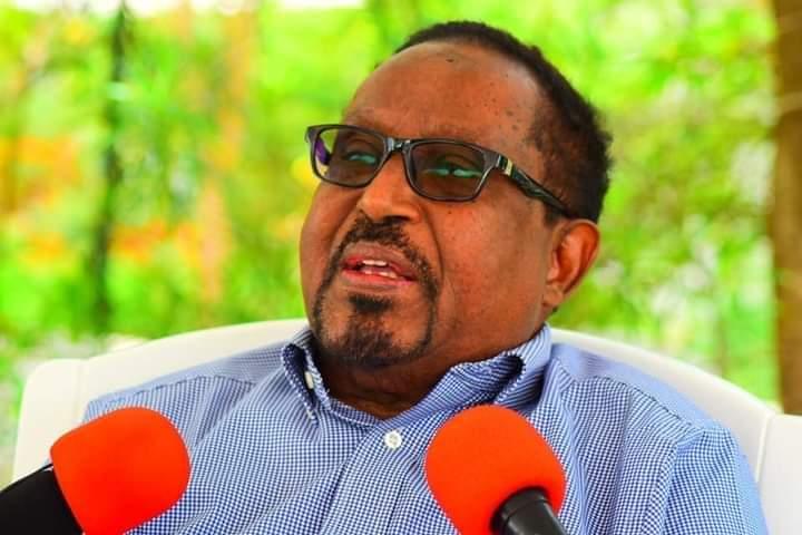 Masuul ka tirsan Xisbiga Wadani ee Somaliland oo midnimo ugu yeeray Soomaaliweyn, Video