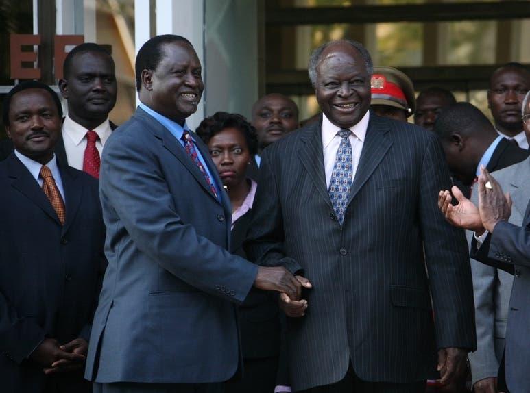 Al-Shabaab oo 'isku dayey 'inay khaarijiyaan' Kibaki iyo Raila ODINGA – Warbixin