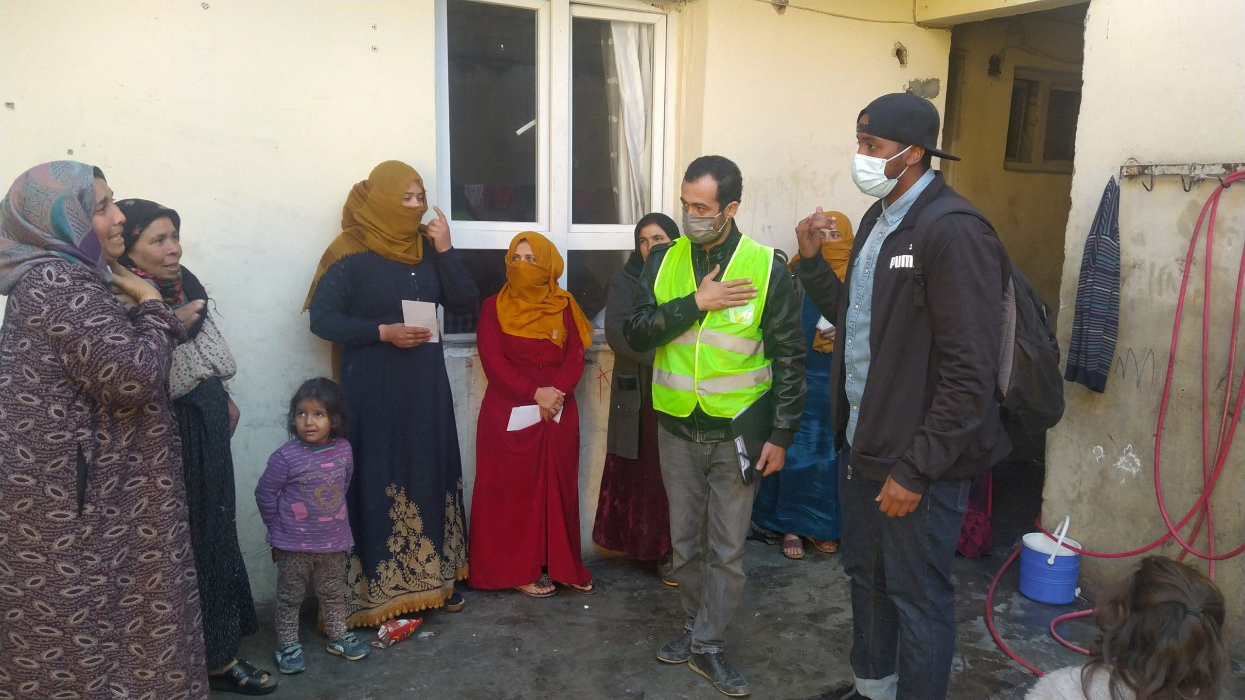 Former Somalia refugee reaches out to Syrians in Turkey