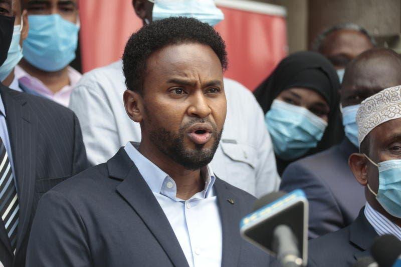 Sawirro: Geesigii Soomaaliga ahaa ee weerarkii Westgate Mall oo loo doortay xil sare