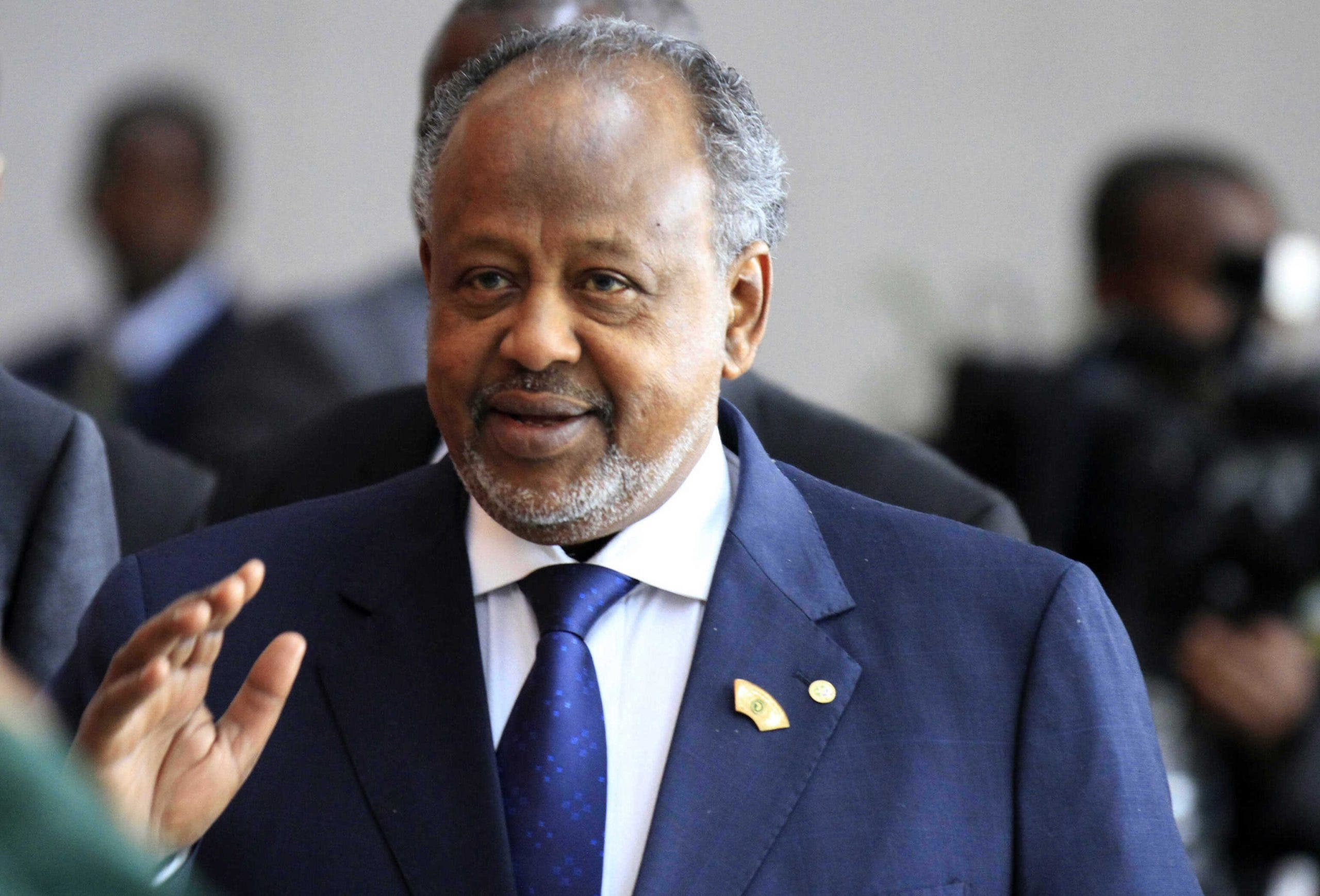 Veteran ruler Guelleh re-elected Djibouti president for fifth term