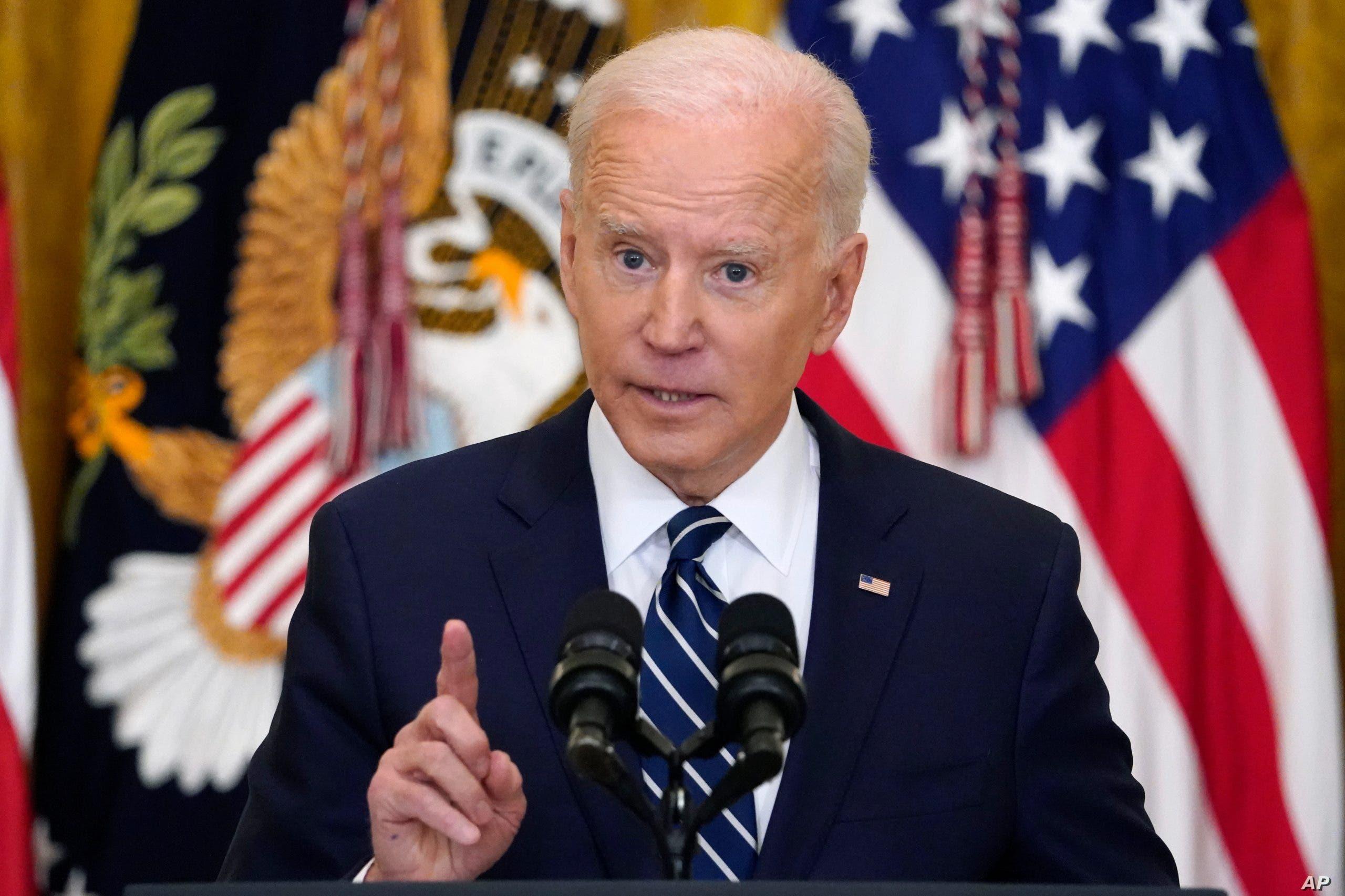 Madaxweyne Joe Biden oo go'aan ka gaaray ciidamada Mareykanka ee Afghanistan