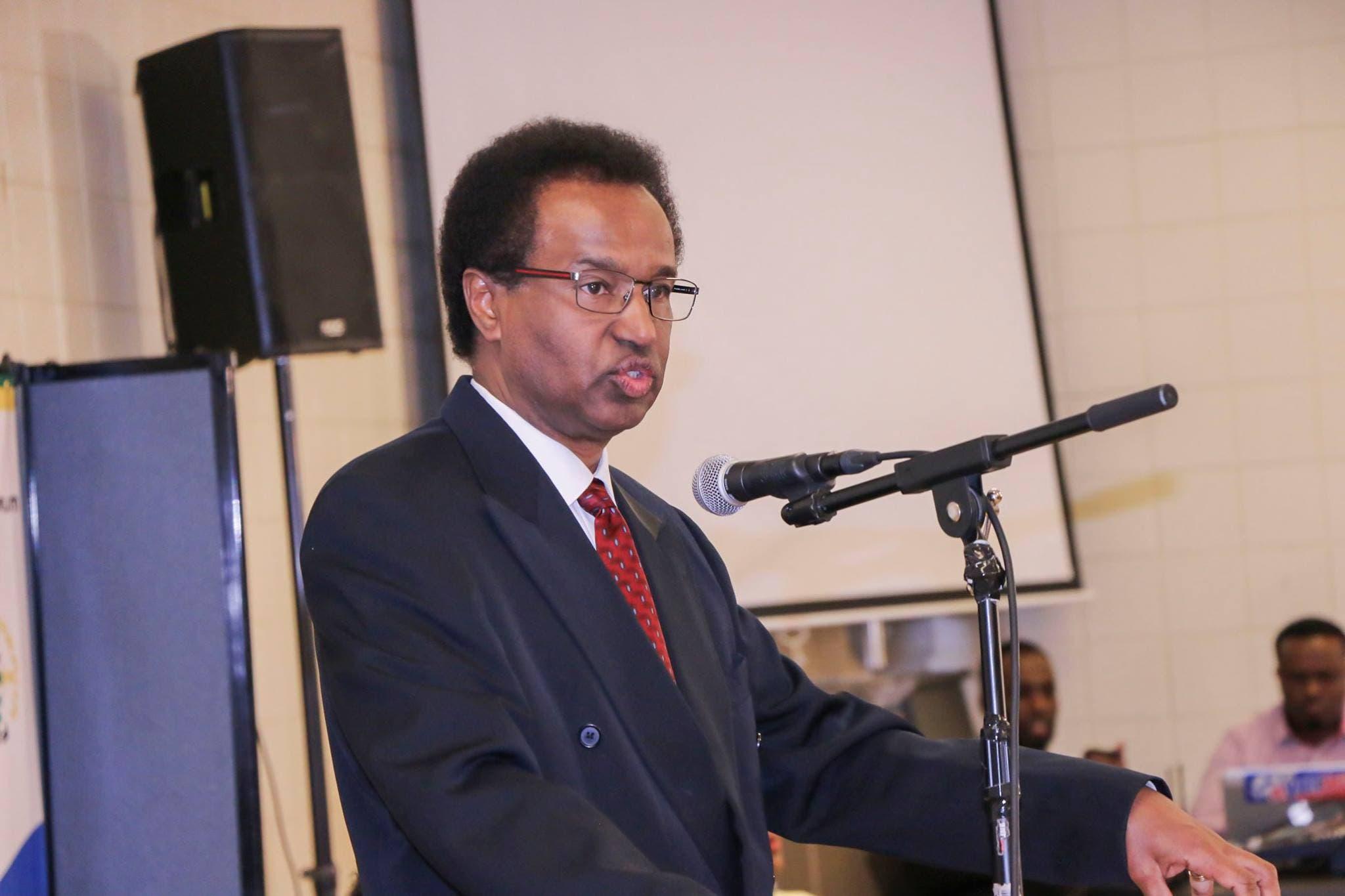 Prof. Xuseen Warsame oo xog dheeri ah ka bixiyey dhaqaalaha laga jartay DF