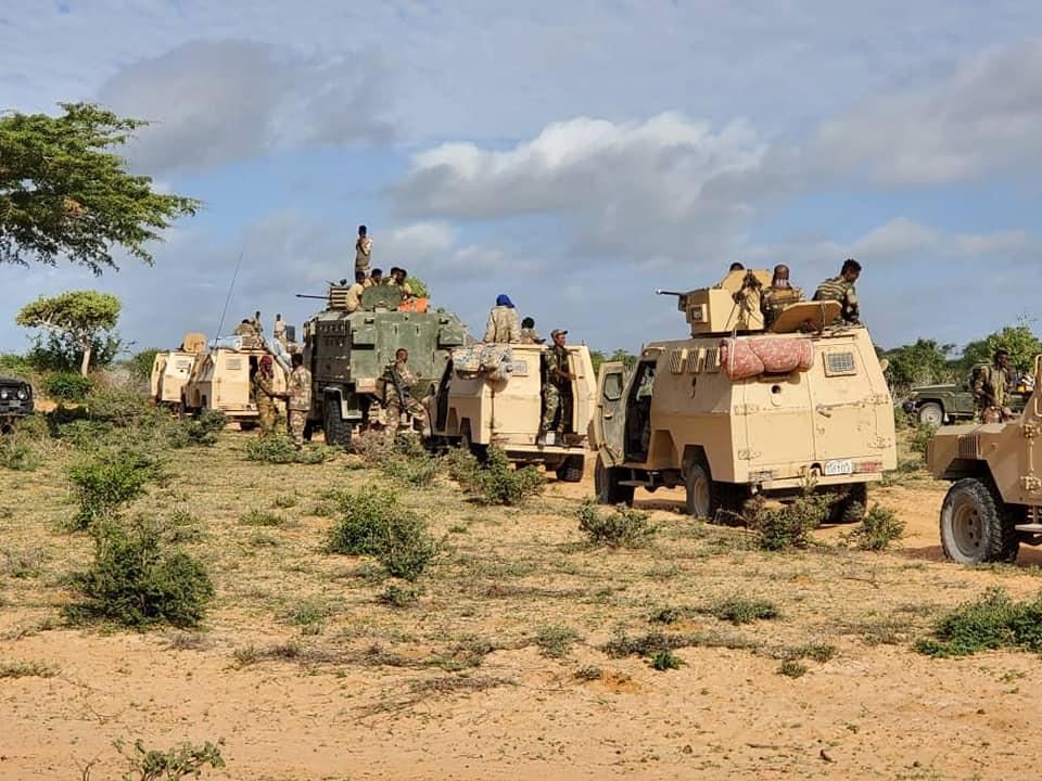 Howl-gal 'lagu laayey' xubno ka tirsanaa Al-Shabaab oo ka dhacay SH/ DHEXE