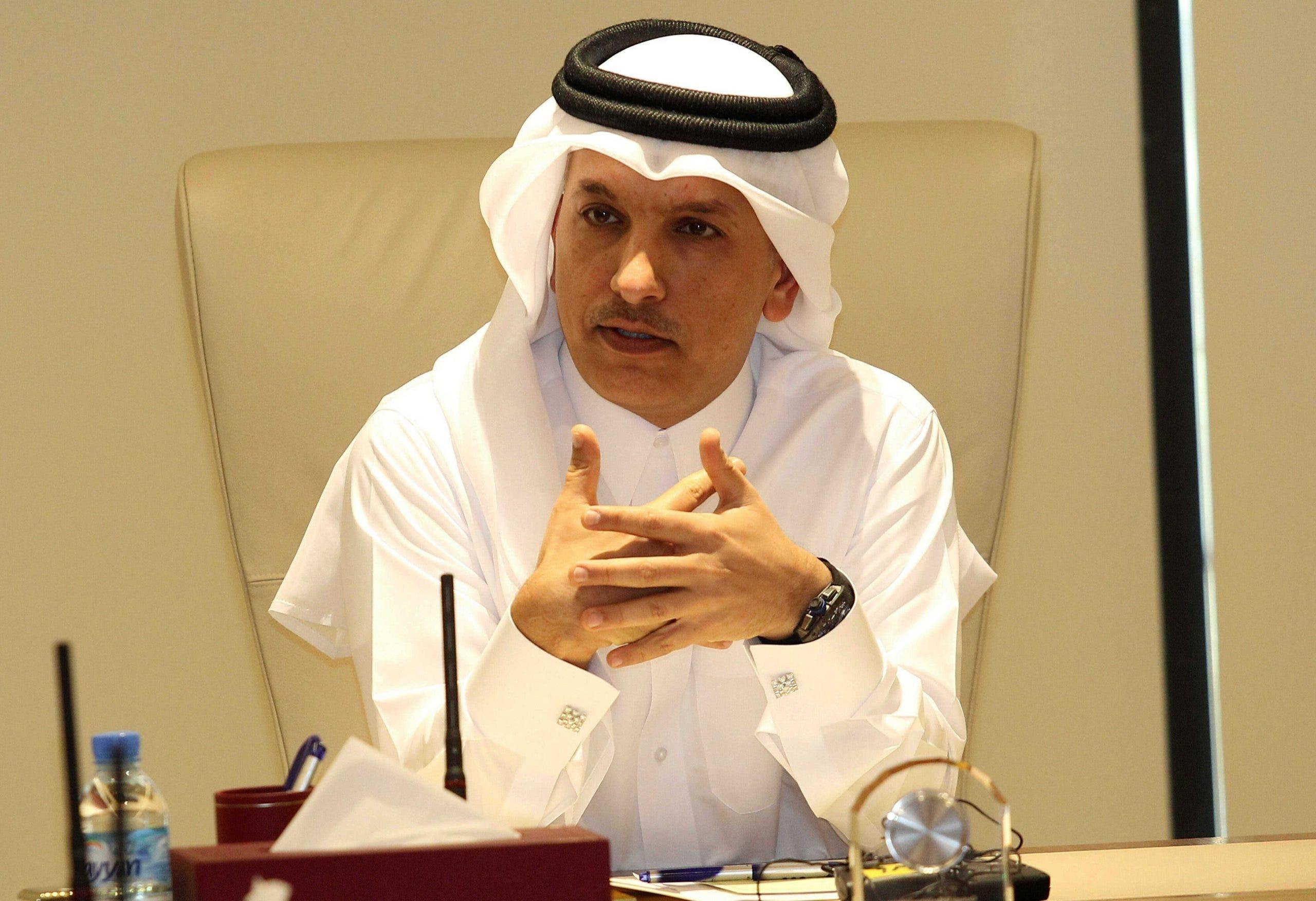 Wasiirka Maaliyadda Qatar oo la xiray + Sababta