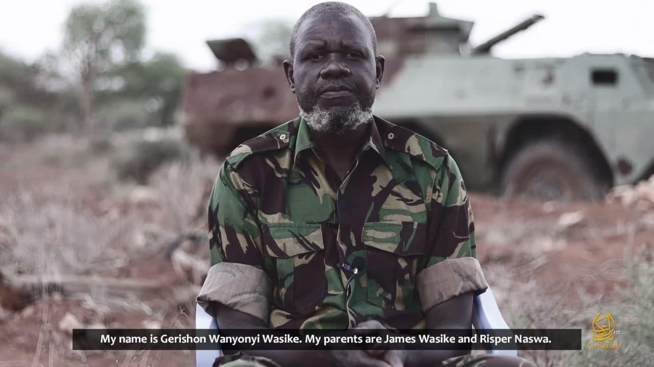 Sawirro: Askari Kenyan ah oo u afduuban Al-Shabaab oo farriin xasaasi ah soo diray