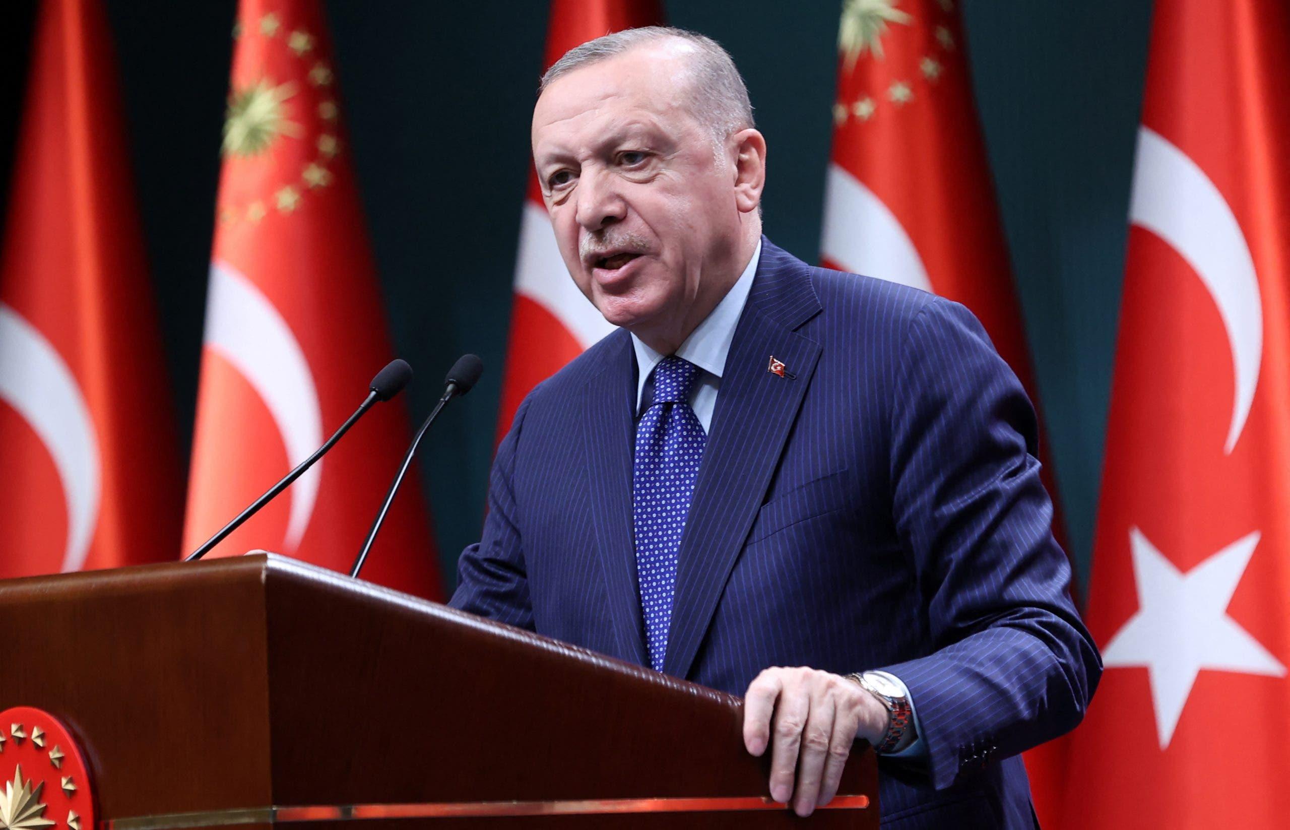 Golaha Ammaanka oo war kasoo saaray tallaabadii uu qaaday madaxweyne Erdogan