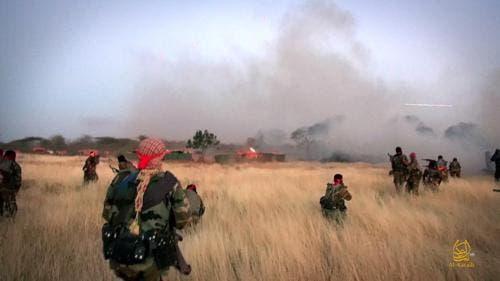 Dagaal saacado qaatay oo LAMU ku dhex maray Al-Shabaab iyo ciidanka Kenya
