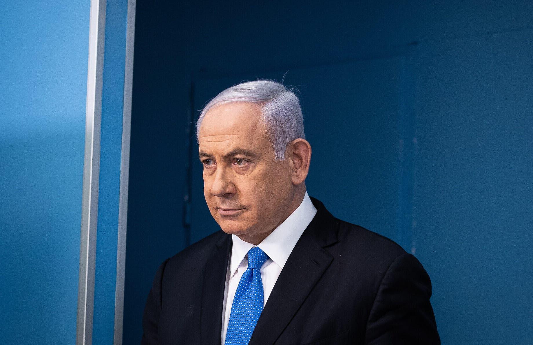 Xukunka Netanyahu ee Israel oo qarka u saaran dhammaad