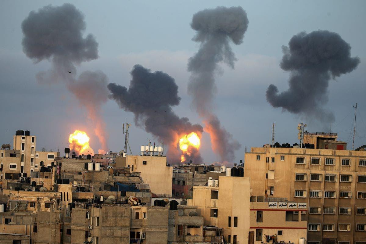 Wararkii ugu dambeeyey ee xiisadda Qudus – Israel oo isaga baxday AL-AQSA iyo duqeyn weli ku socota Gaza