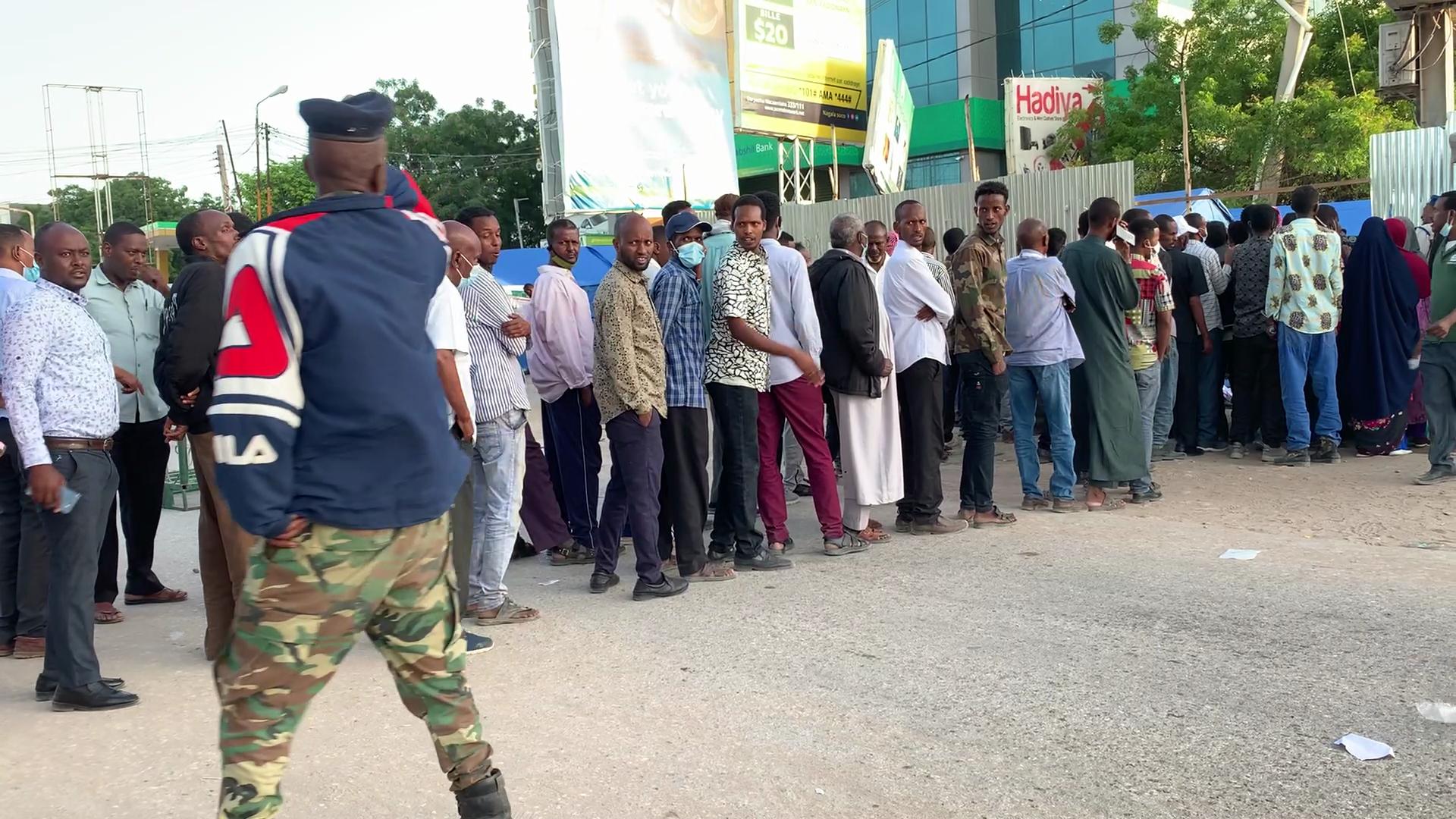 Wararkii ugu dambeeyey ee doorashooyinka Somaliland