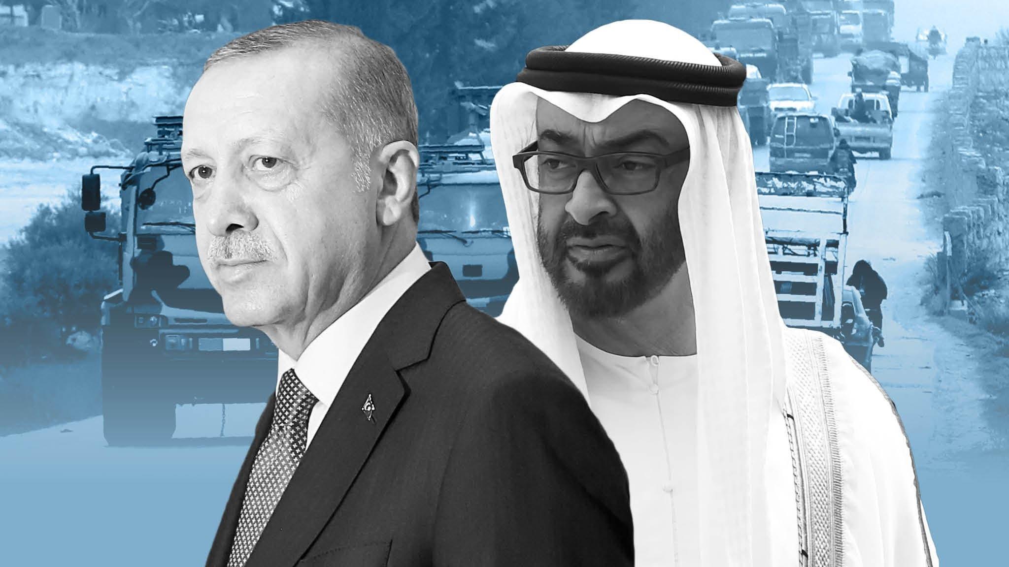Loolanka u dhaxeeya Turkey iyo Imaaraadka Carabta oo lugaha la galay Soomaaliya