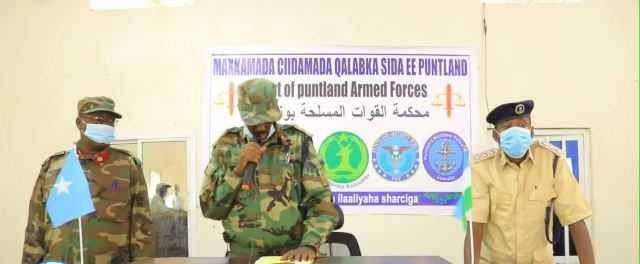 Puntland oo xukun dil ah ku ridday shan ka tirsan Al-Shabaab