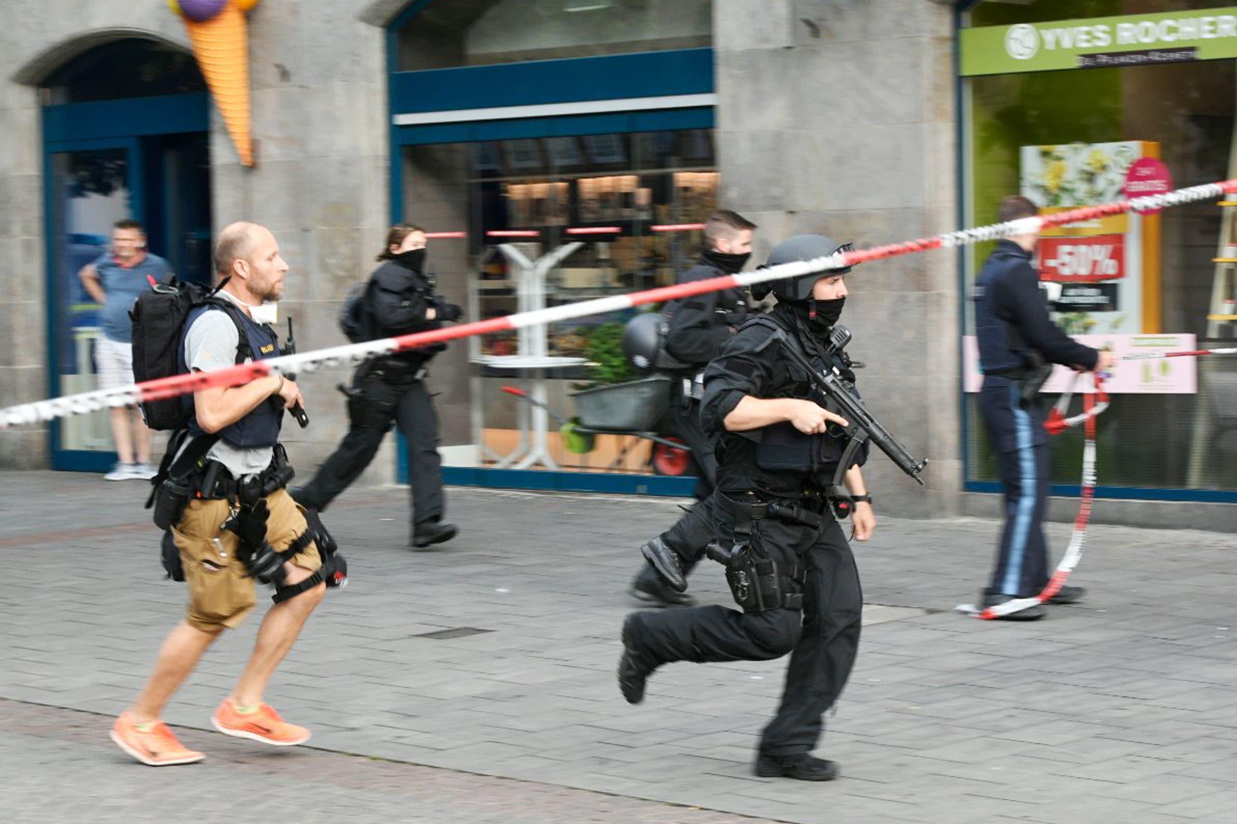 Germany: Police puzzle over motive of Würzburg Somali knife attacker