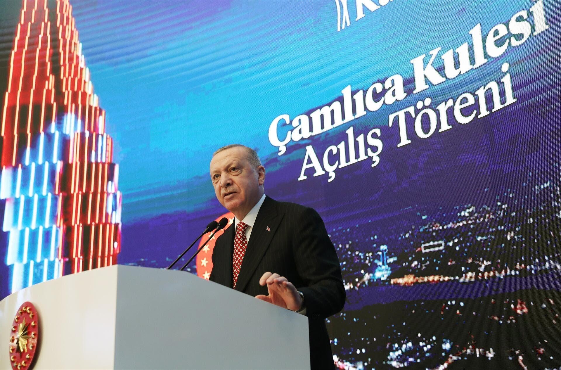 Muxuu yahay mashruuca culus ee uu wado Erdogan ee walaaca laga muujiyey?