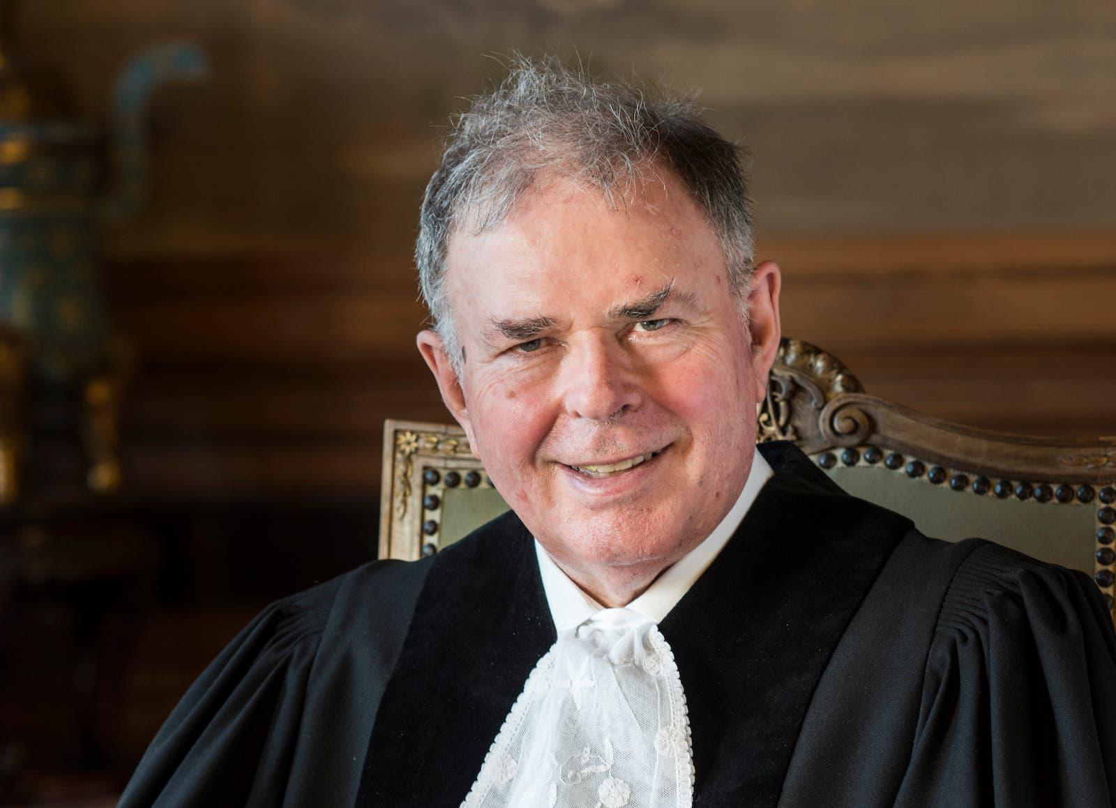 ICJ judge James Richard Crawford dies aged 72