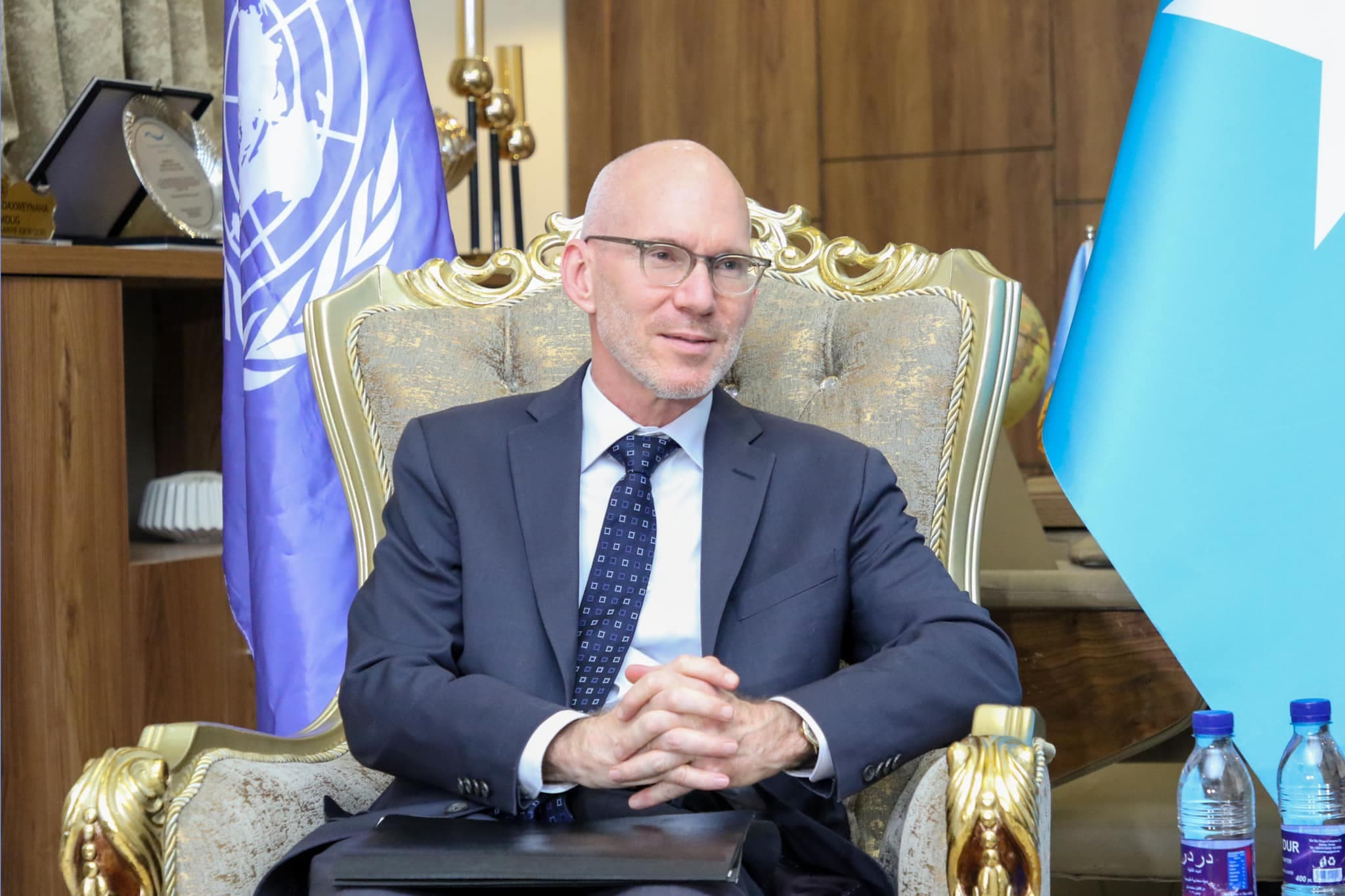 Completing electoral process 'critical' for Somalia: UN envoy