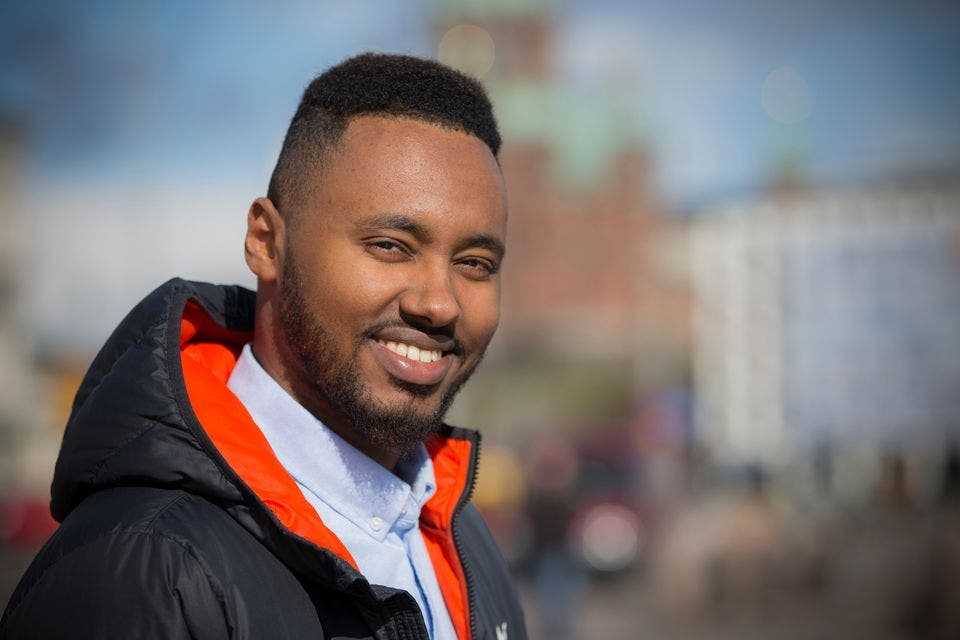 Suldaan Said Ahmed becomes Finland's first Somali-born MP