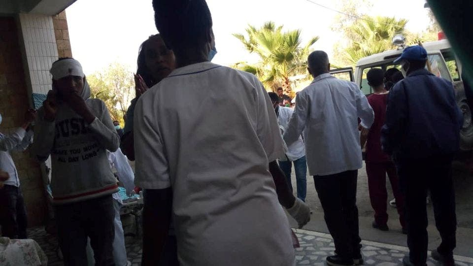 Ethiopia oo war kasoo saartay 'in duqeyn cirka ah ku dishay' 43 qof oo shacab ah