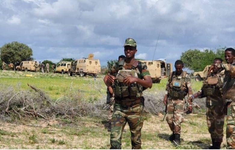 Ciidanka xoogga oo sheegay inay dileen 70 dagaalame oo ka tirsan Al-Shabaab