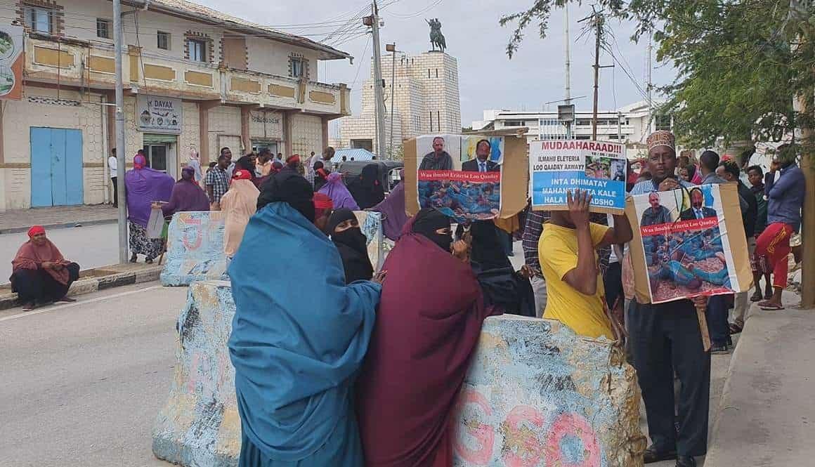 Walidiinta caruurtooda la geeyey dalka Eritrea oo kiis dacwadeed culus u gudbiyey…