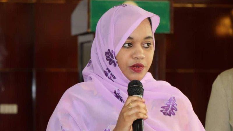 Waa tuma Saxarla C/llaahi: Gabadhii ugu horreysay ee SOOMAALI ah ee xildhibaan ka noqota Addis Ababa?
