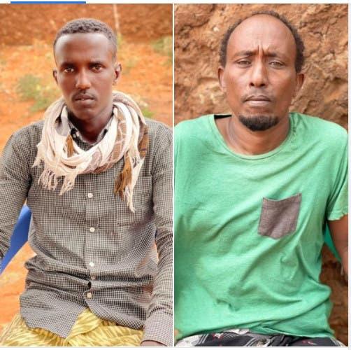 DF oo soo bandhigtay Saraakiil ka tirsanaa Al-Shabaab oo isa-soo dhiibay