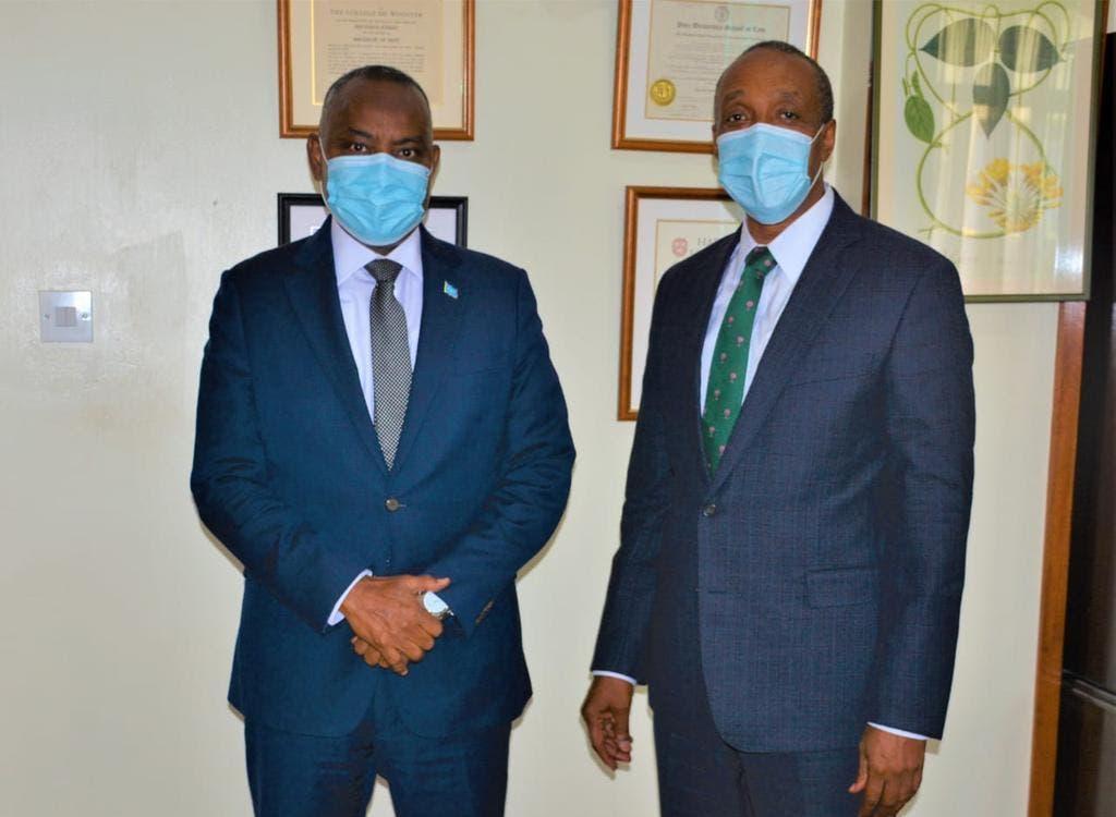 Mending Kenya-Somalia bilateral ties