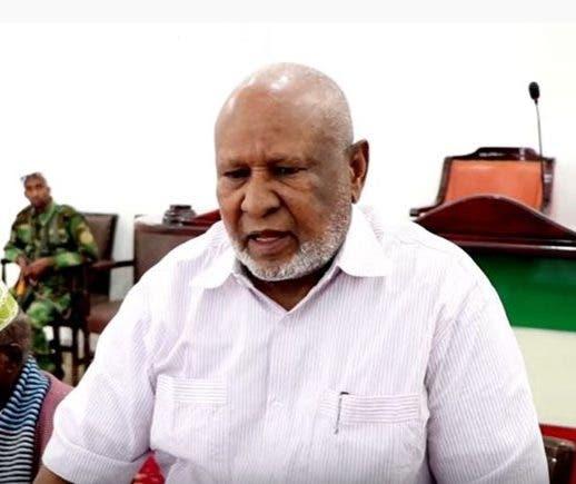 Xog: Guddoomiyaha golaha guurtida Somaliland oo is-casilaad gudbiyey + Sababta
